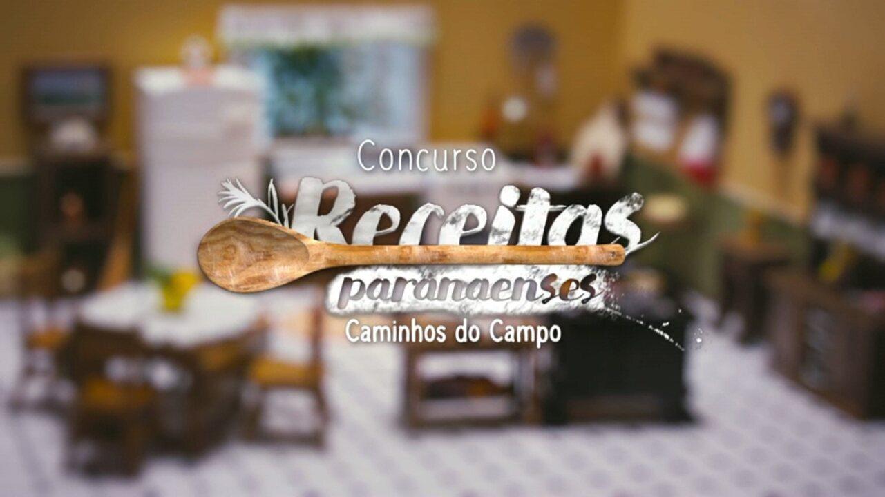 Bastidores do Concurso de Receitas Paranaenses do Caminhos do Campo 2017