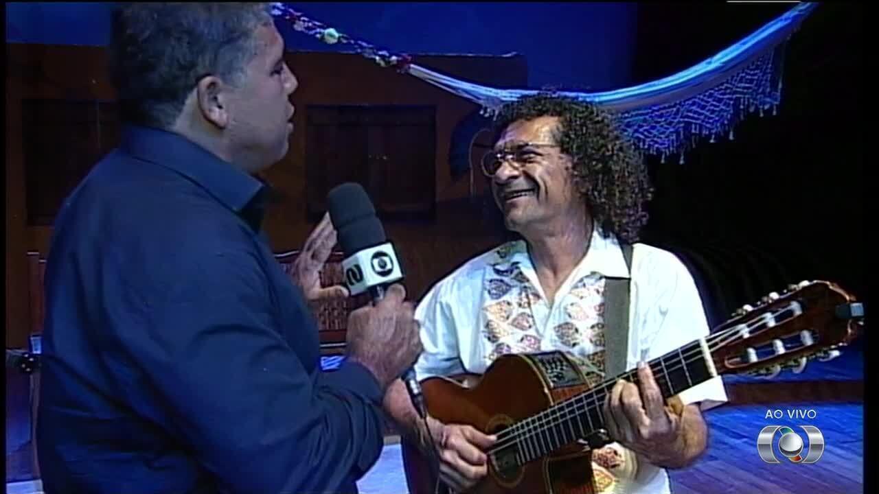 Genésio Tocantins é atração do Festival Palmas para o Mundo