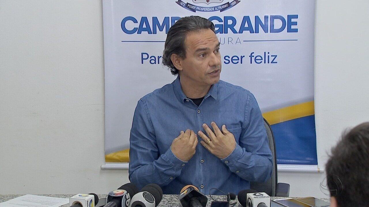 Prefeito de Campo Grande vai esperar decisão do STF sobre taxa de iluminação pública