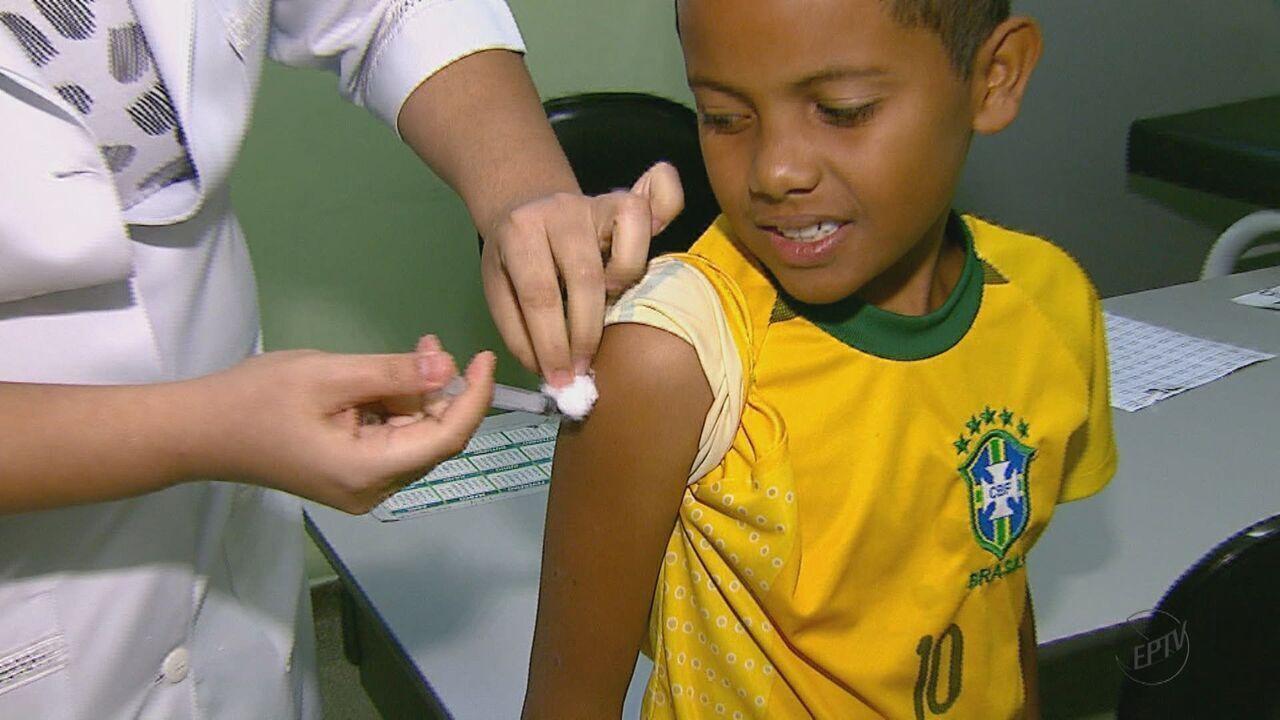 Campanha de vacinação contra a gripe termina e cidades da região ficam abaixo da meta
