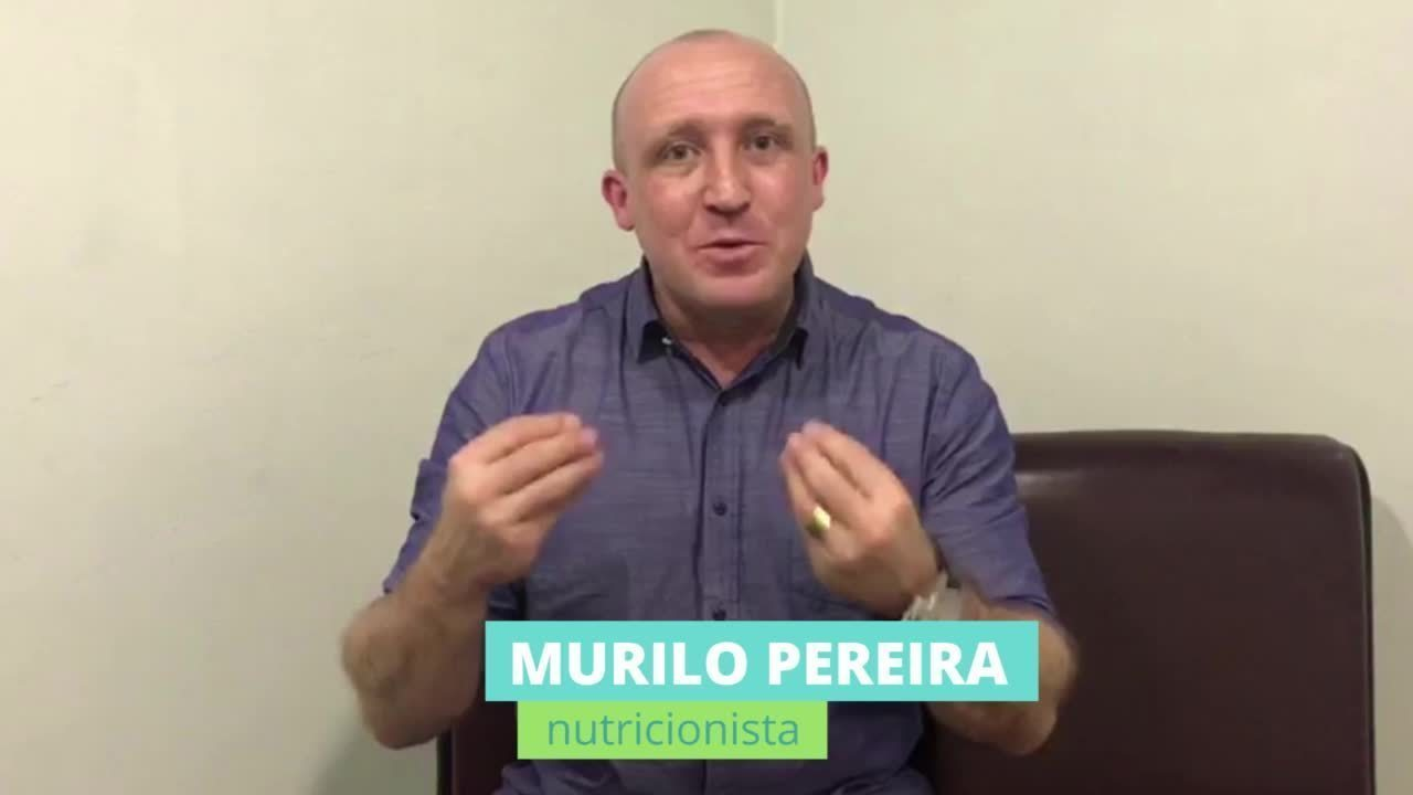 Nutricionista Murilo Pereira fala sobre constipação em crianças e dá dicas