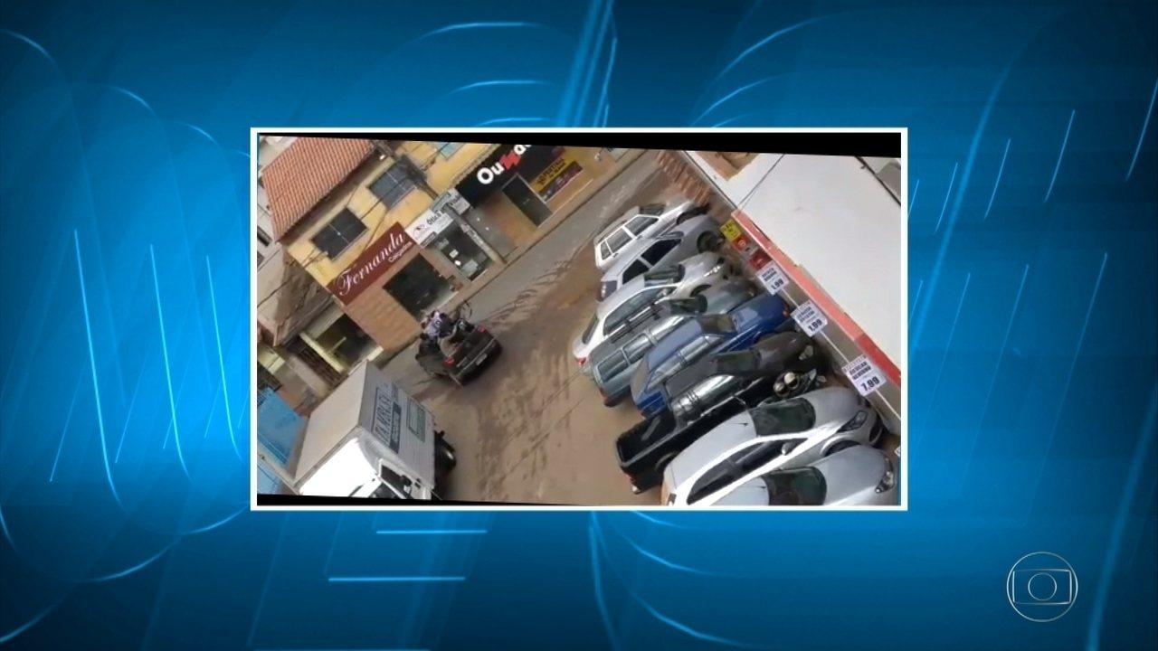 Militar e vigilante são mortos em tentativa de assalto a bancos em Santa Margarida