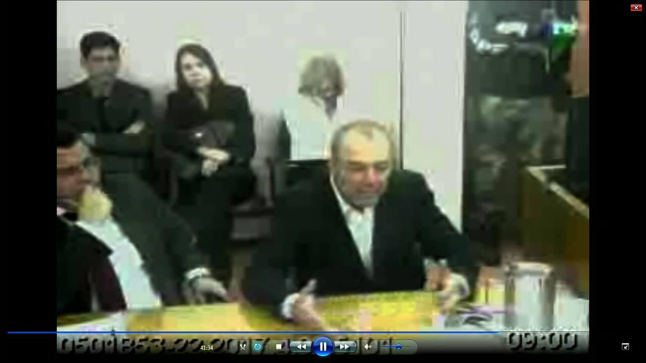 Ex-governador Sérgio Cabral admite que recebia dinheiro de caixa 2, em depoimento