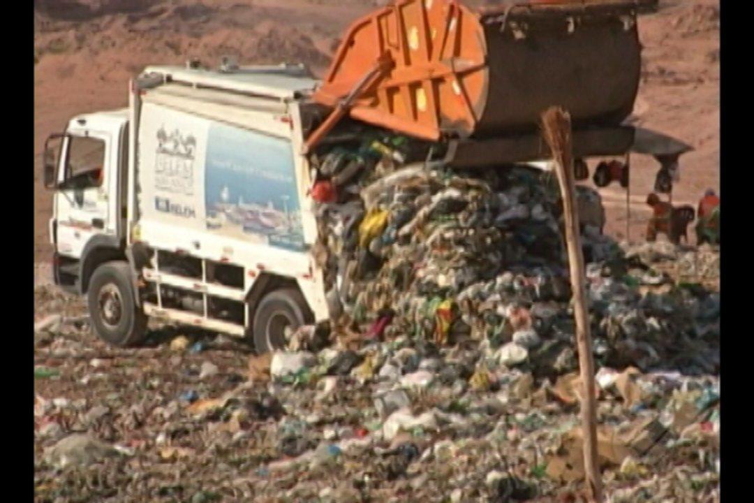 Governo do Estado decide desativar o aterro sanitário de Marituba