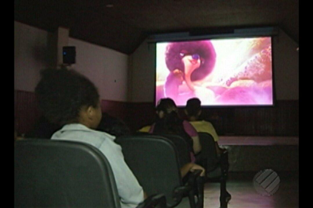 Paragominas tem programação gratuita de cinema nas férias de julho
