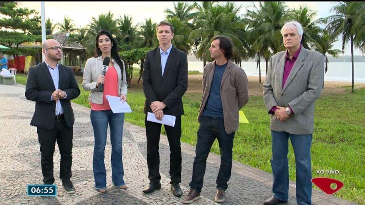 Moradores de Vitória fazem proposta para reduzir número de assessores de vereadores
