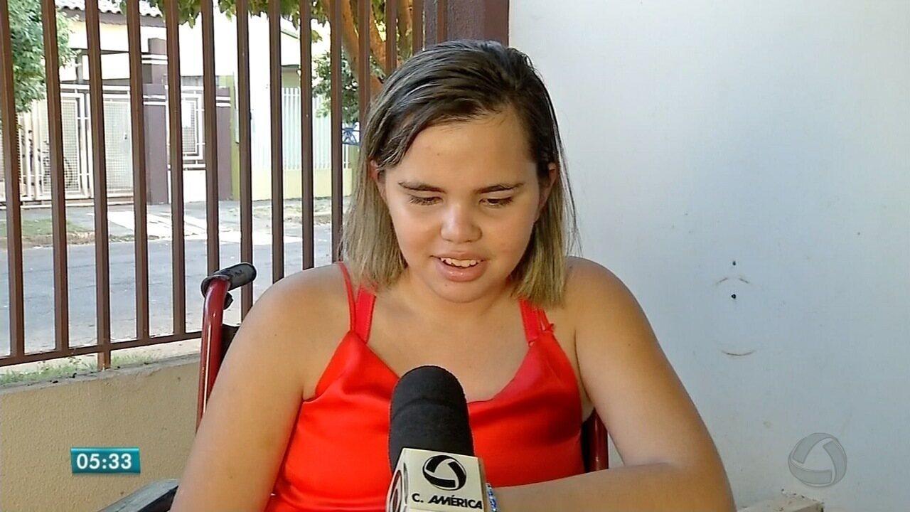 Família de Sinop recorre à justiça e faz campanha para conseguir tratamento para menina