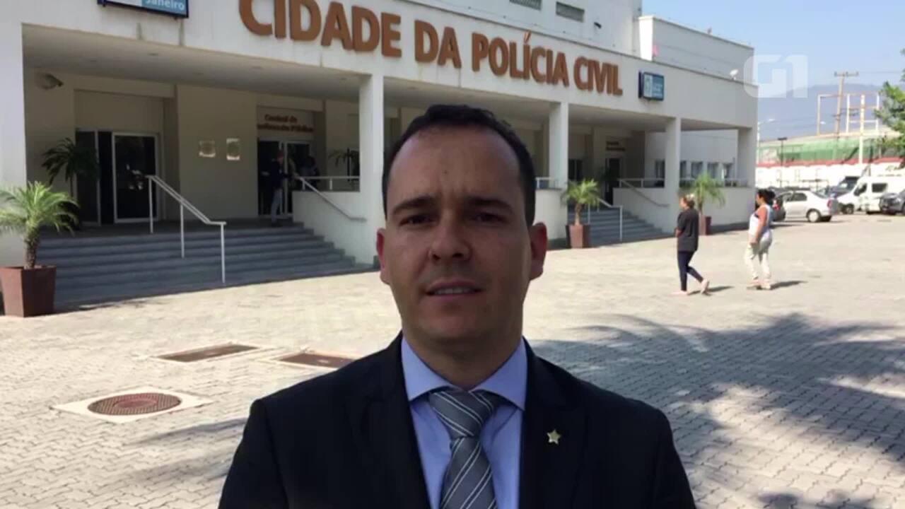 Polícia Civil prende o 'homem da caixinha' da guerra no Rio de Janeiro