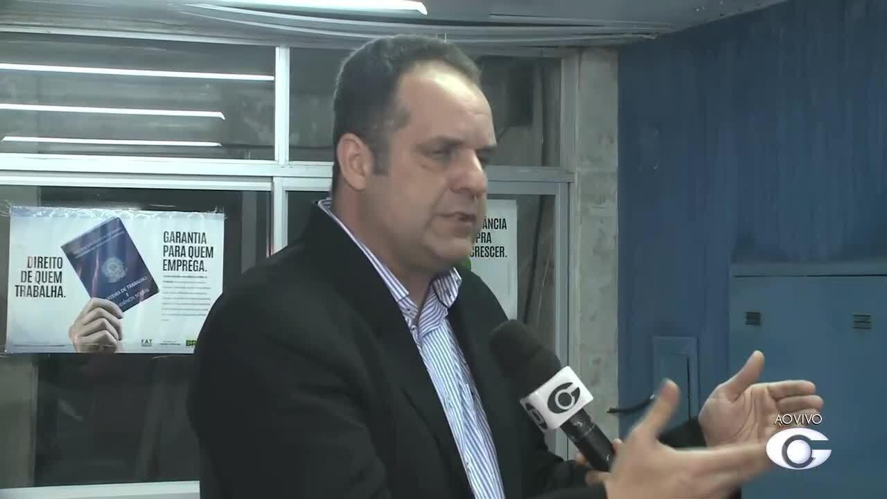Bombeiros interditam prédio do Ministério Público do Trabalho por falta de segurança