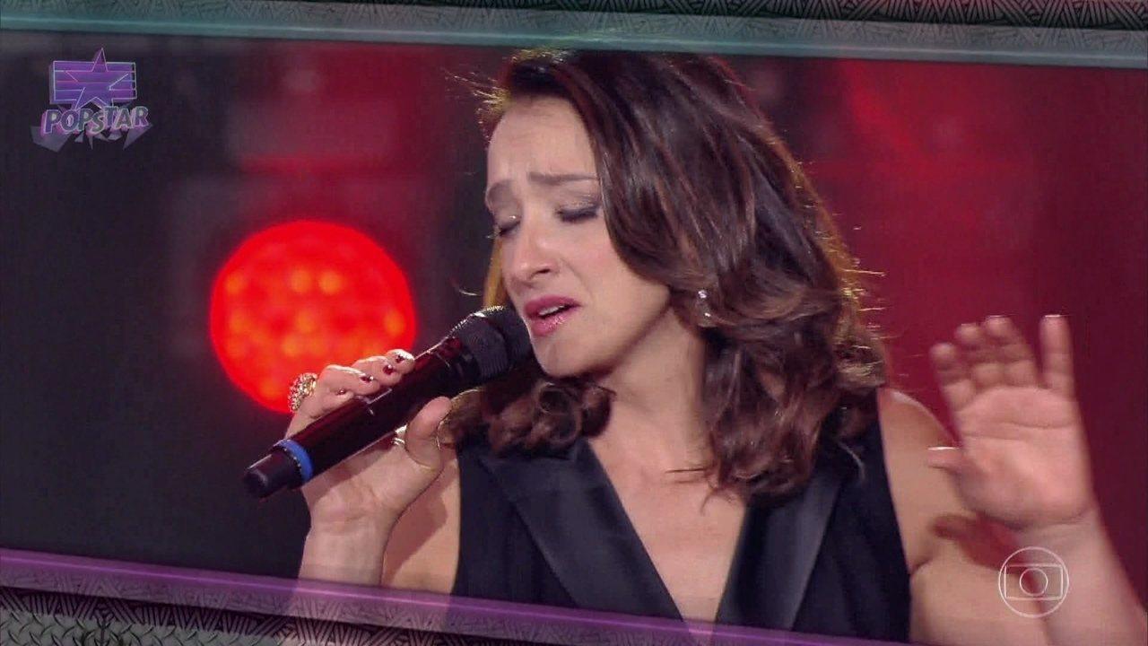 Sabrina Parlatore e André Frateschi sentem na pele a emoção da estreia