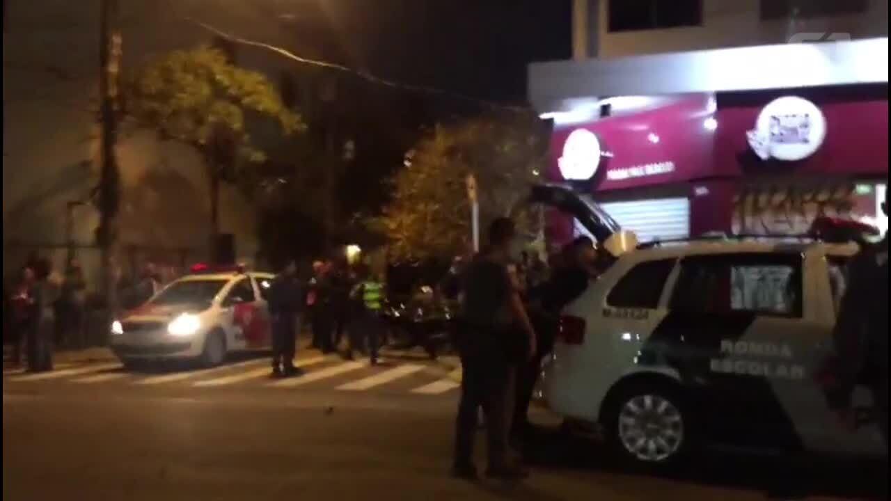 PM atira em morador de rua em Pinheiros