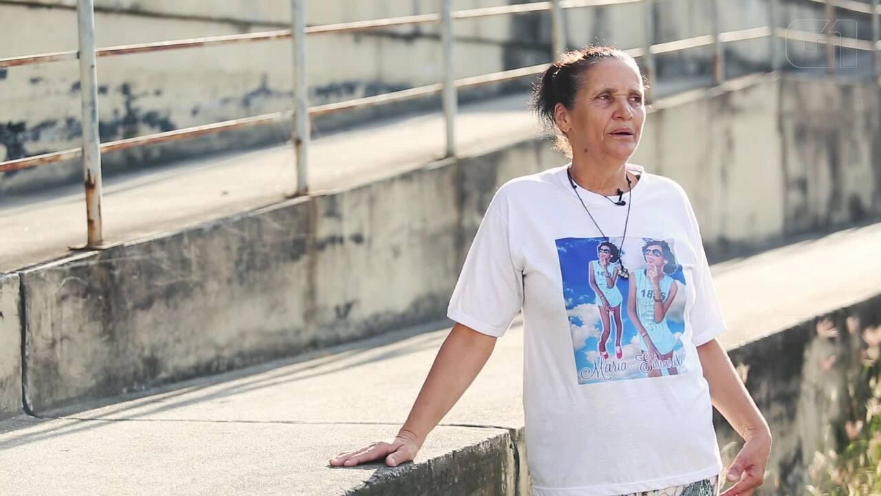 Pais de Maria Eduarda falam da dor e da dificuldade em superar a morte da filha