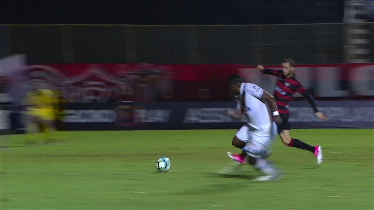 Melhores momentos: Vitória 1 x 4 Vasco pela 13ª rodada do Brasileirão 2017