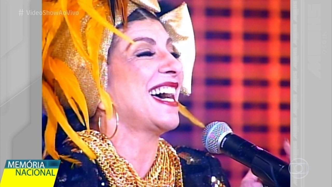 Marília Pêra é homenageada no 'Memória Nacional'