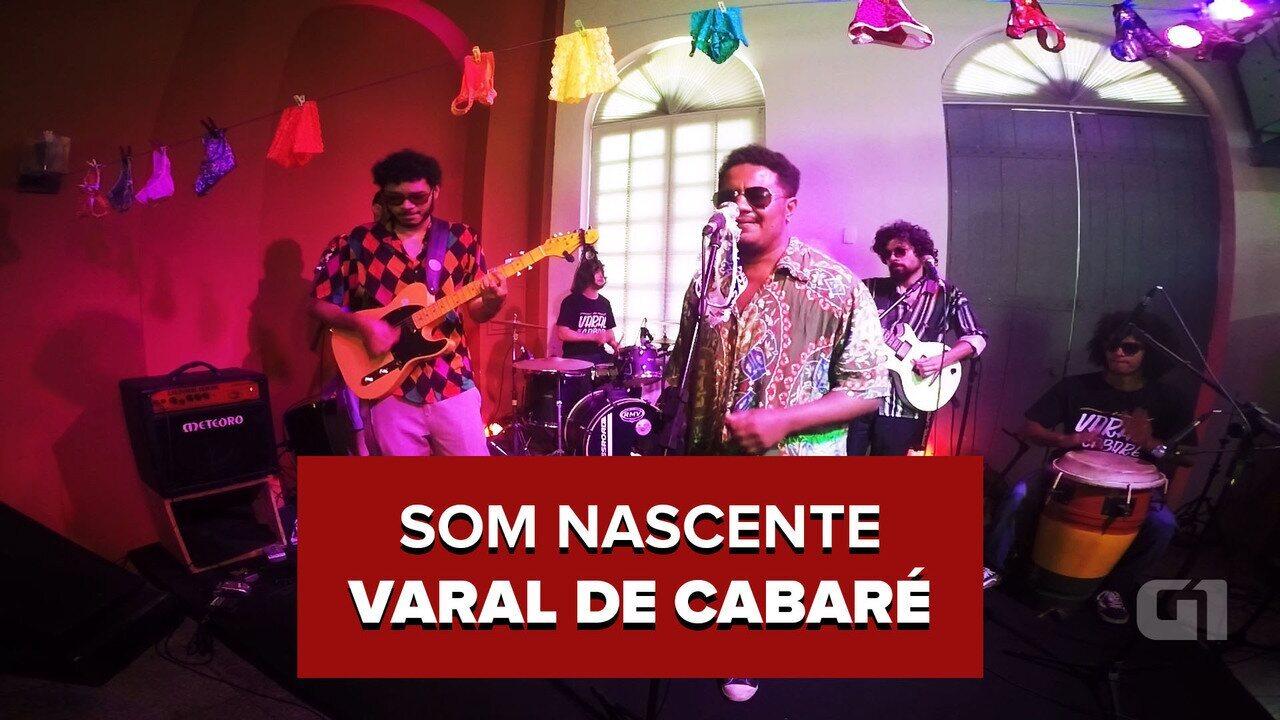Varal de Cabaré no Som Nascente
