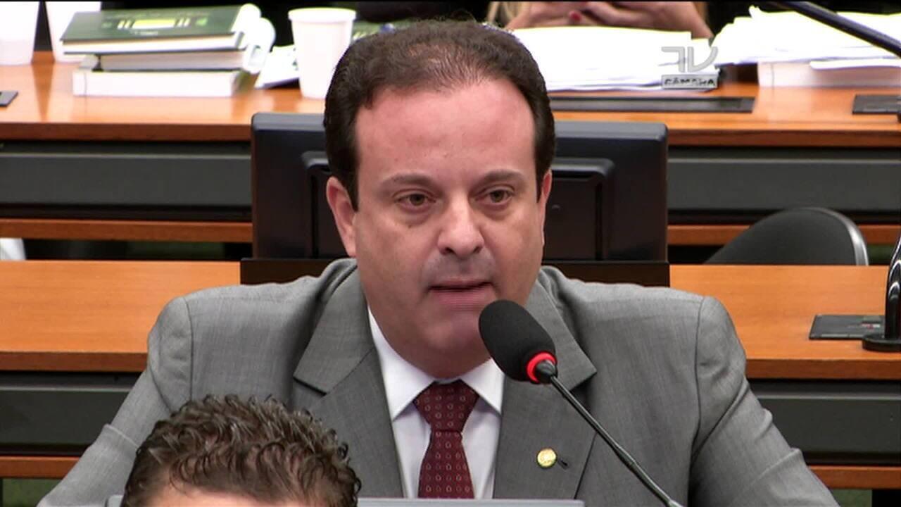 CCJ: André Moura (PSC - SE) orienta voto em denúncia contra Michel Temer