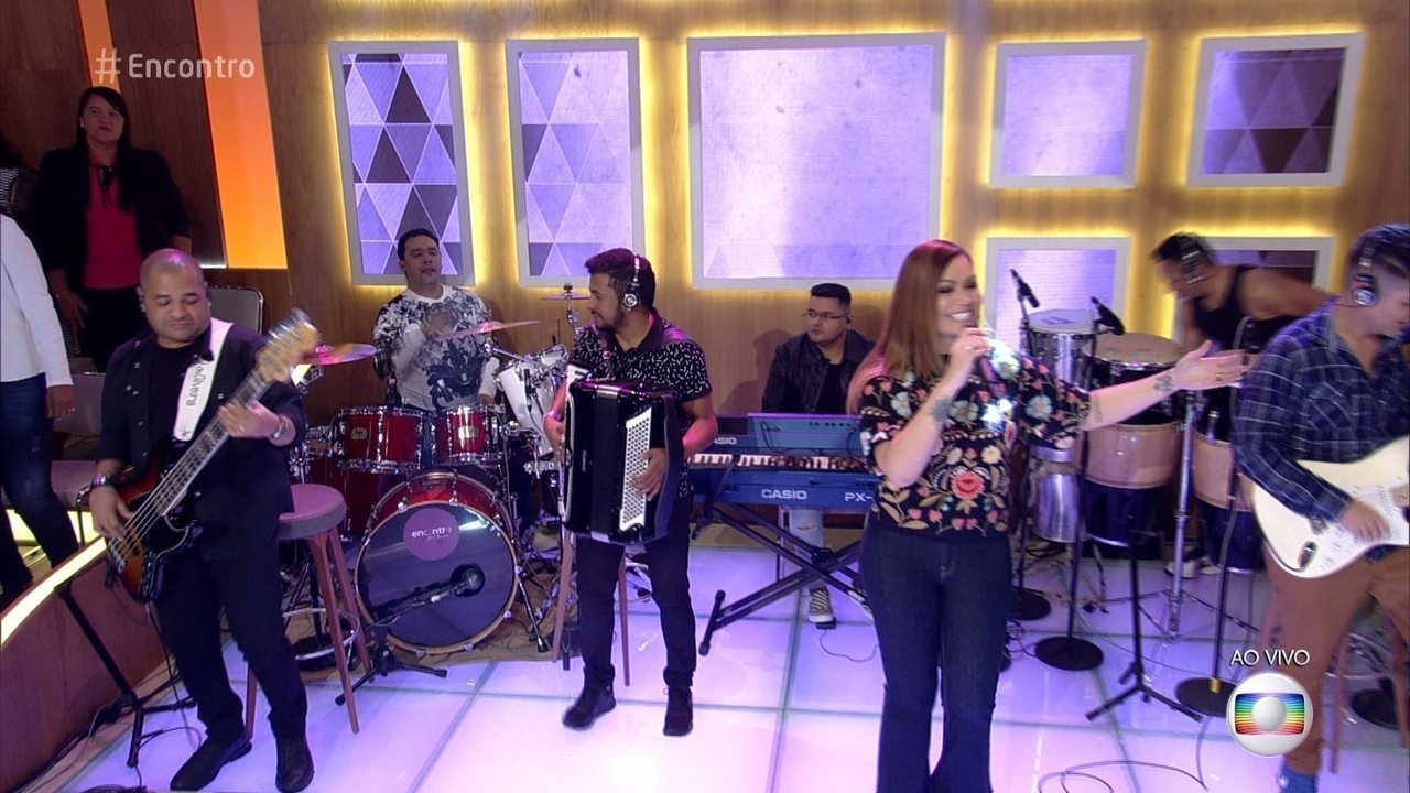 Solange canta 'Sinceramente'