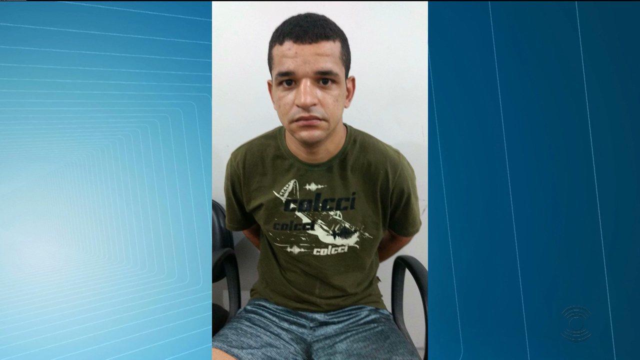 Polícia prende suspeito de assaltar lotérica no Centro de Campina Grande