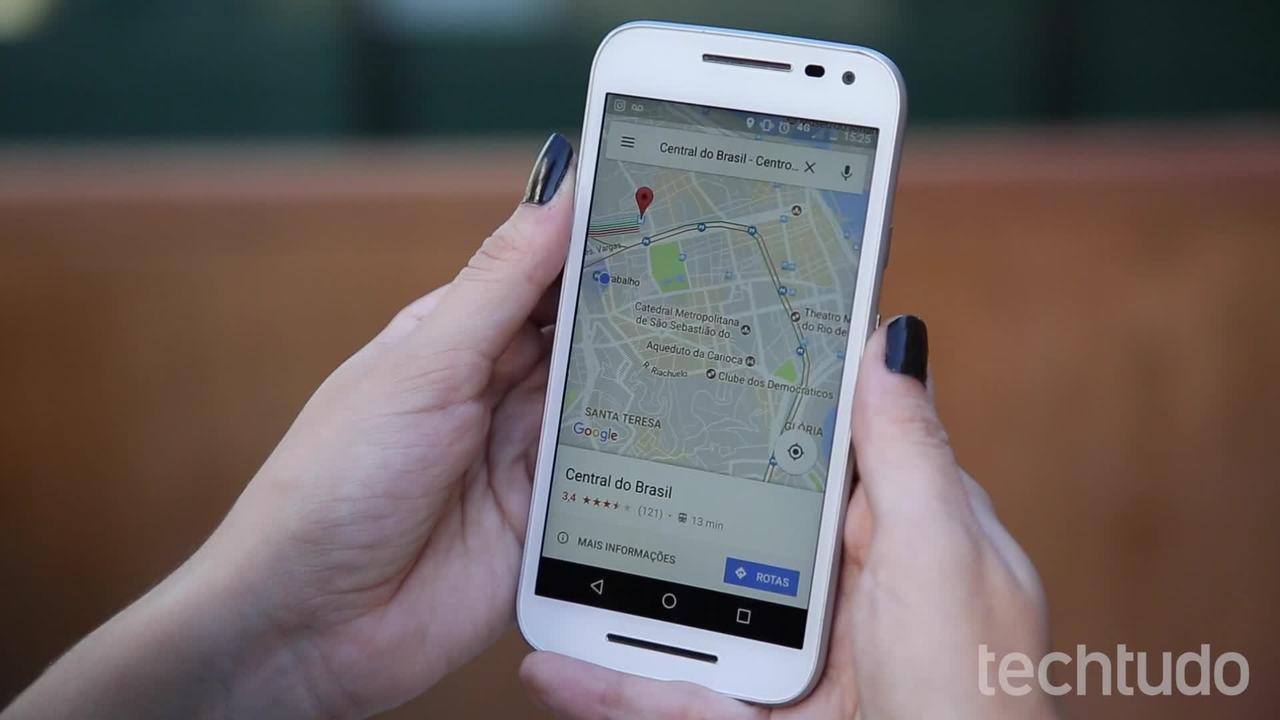 Mais sobre o Google Maps: veja funções pouco conhecidas do app