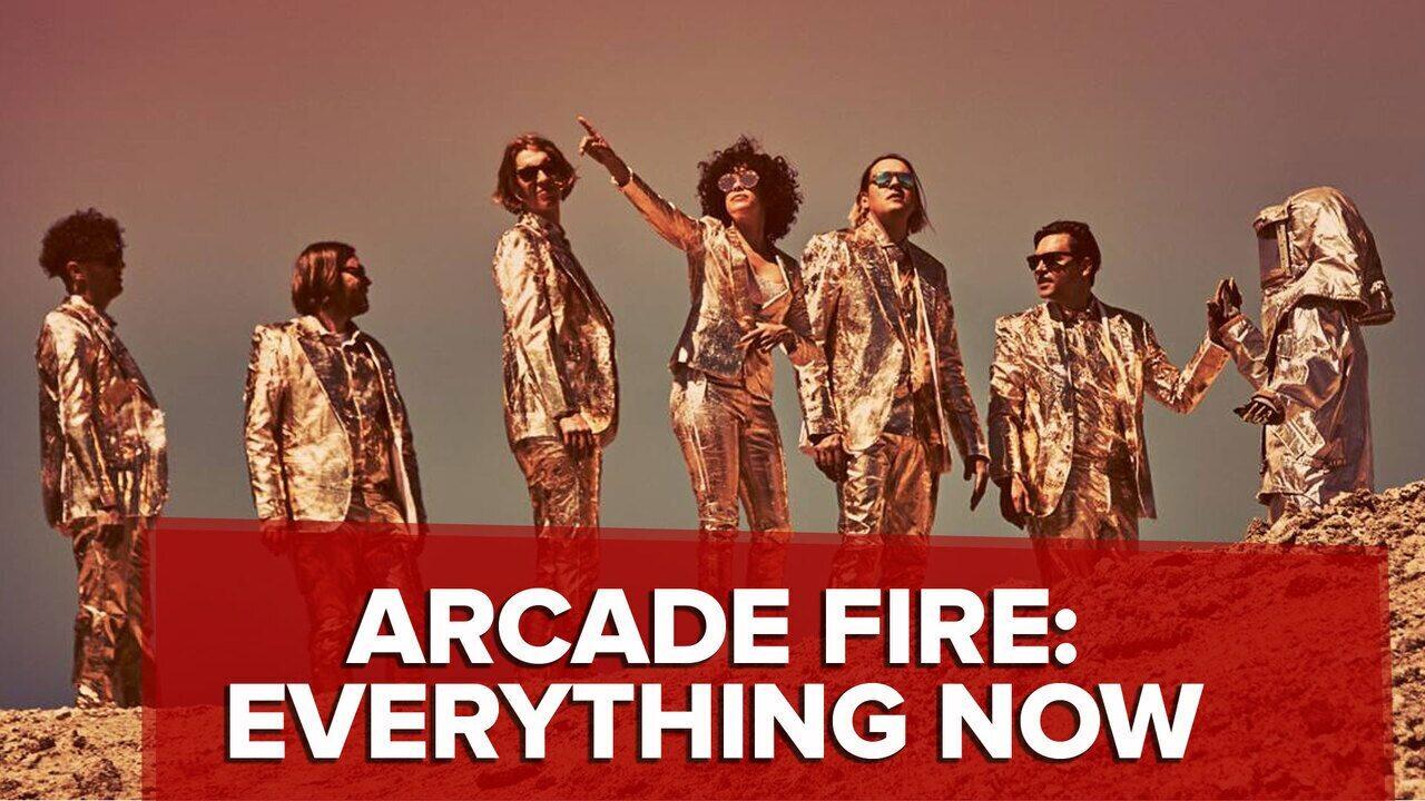 Arcade Fire lança quinto disco