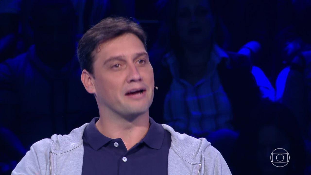 Ricardo Fischer arrisca tudo no 'Quem Quer Ser Um Milionário?'