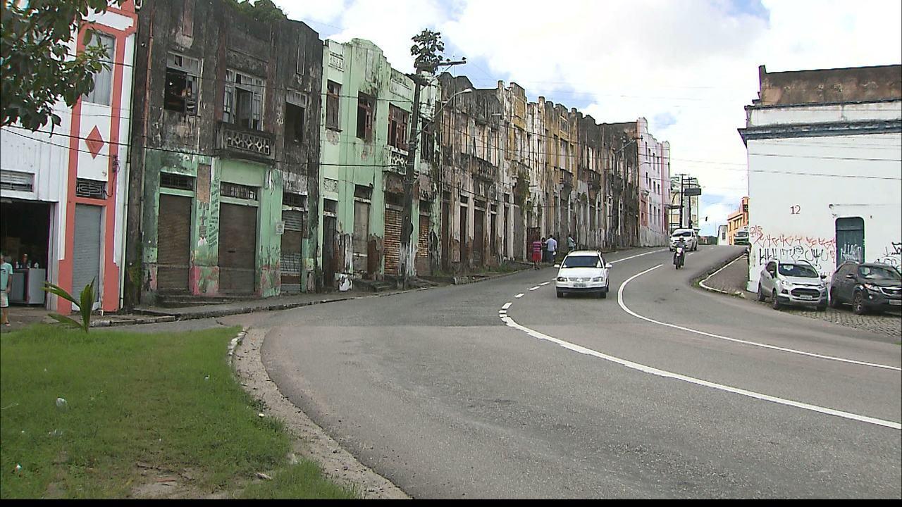 Reforma no Centro Histórico de João Pessoa começa após vários anos de promessa