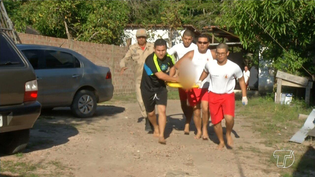 Menino de 5 anos morre após cair em igarapé na comunidade Juá, em Santarém