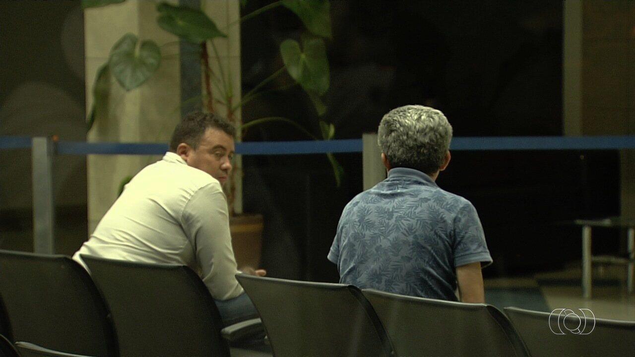 Presa dupla suspeita de fazer saques indevidos em agências de Goiânia