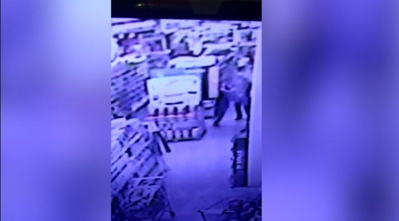 Vídeo mostra assassinato em supermercado de Teresina