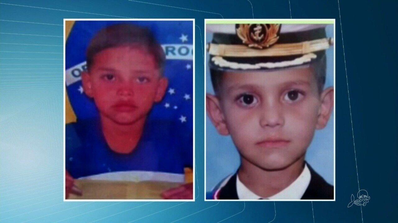Suspeitos de matar duas crianças em Viçosa do Ceará assumem crimes, diz polícia