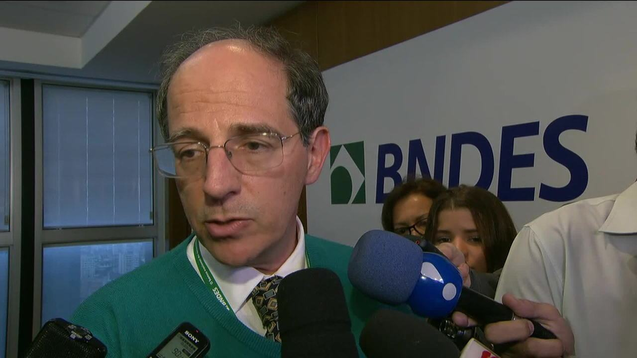Desembolsos para empréstimos do BNDES recuam 16,6% no 1º semestre