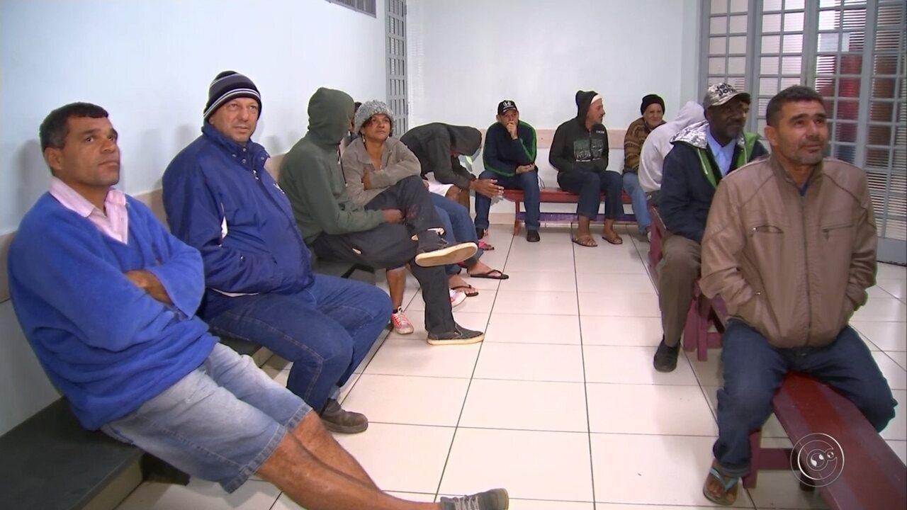 Frio faz albergue do Bauru aumentar oferta de vagas