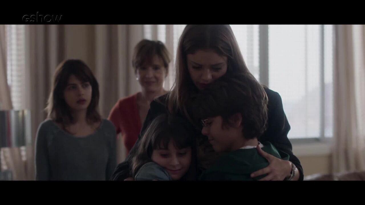 Resumo de 18/7: Alice reencontra os filhos
