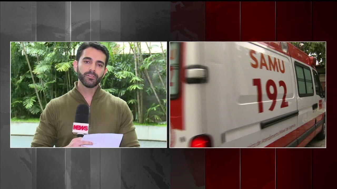 Serviço que aciona ambulâncias do Samu no Rio de Janeiro pode parar a qualquer momento