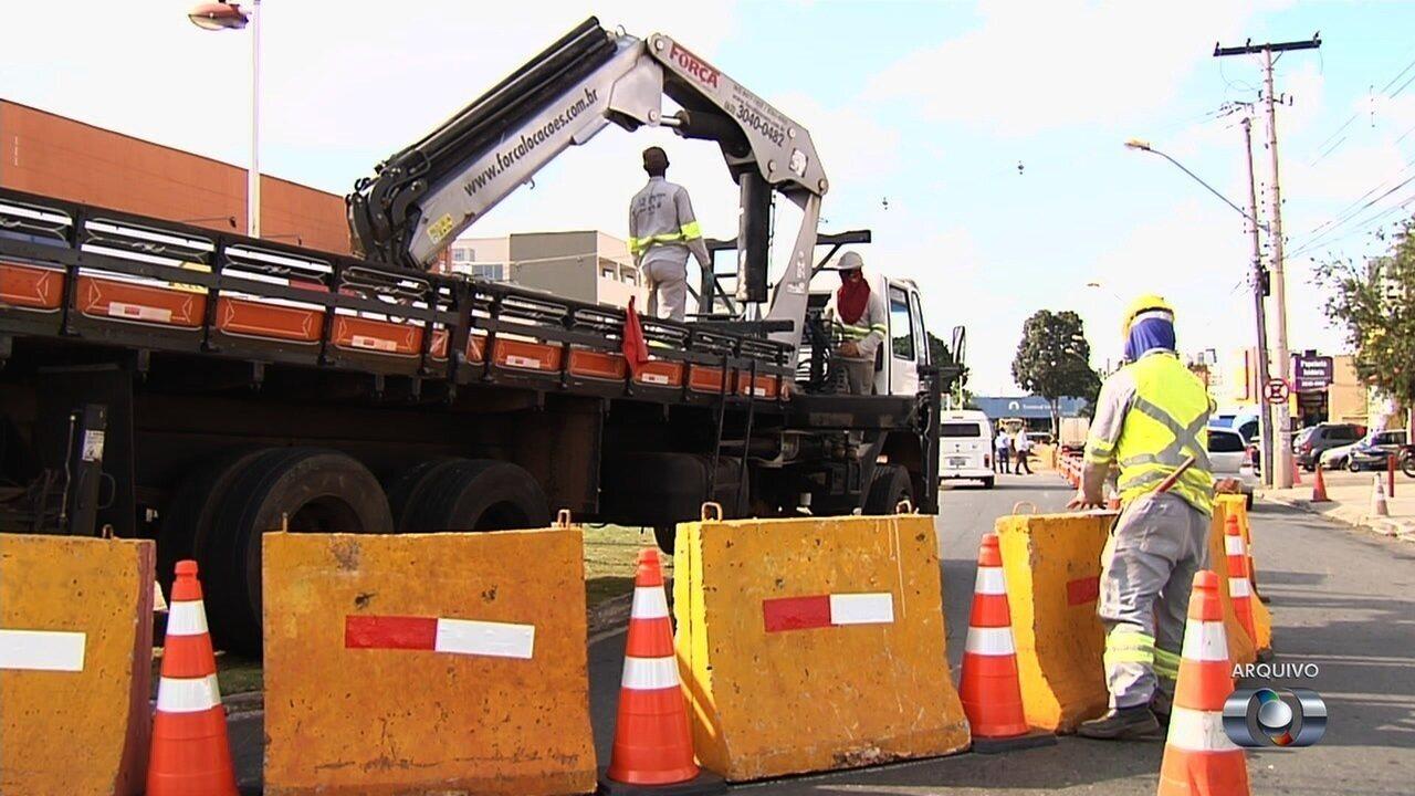 Obra do BRT é paralisada por análise de sobrepreço em planilha da obra