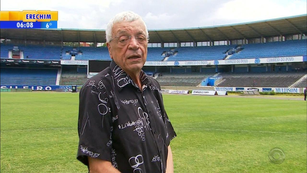 Morre em Porto Alegre o jornalista Paulo Sant'Ana, aos 78 anos