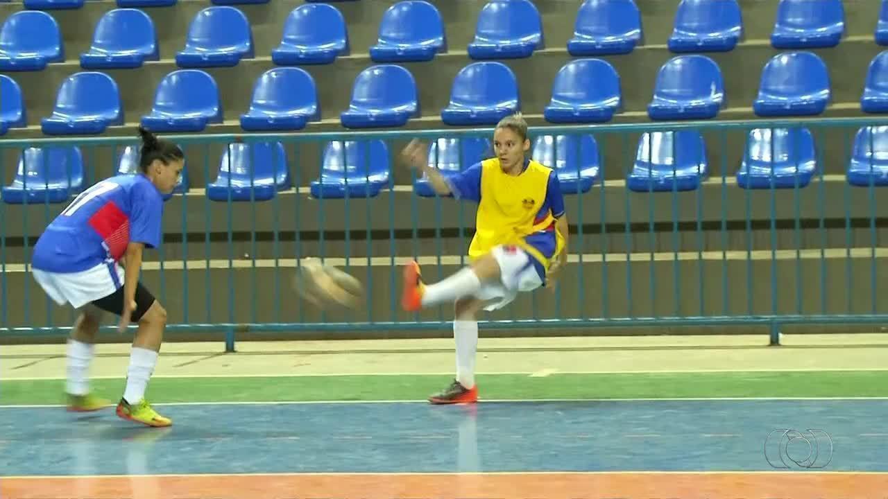 Estrela Real estreia neste sábado (22) na Copa do Brasil de Futsal Feminino