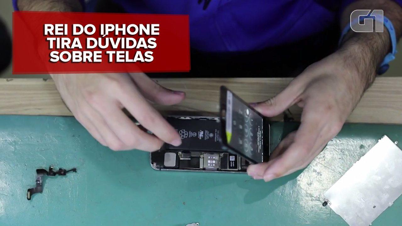 b5cd20888 Por que as telas dos celulares quebram tanto e por que é tão caro consertar