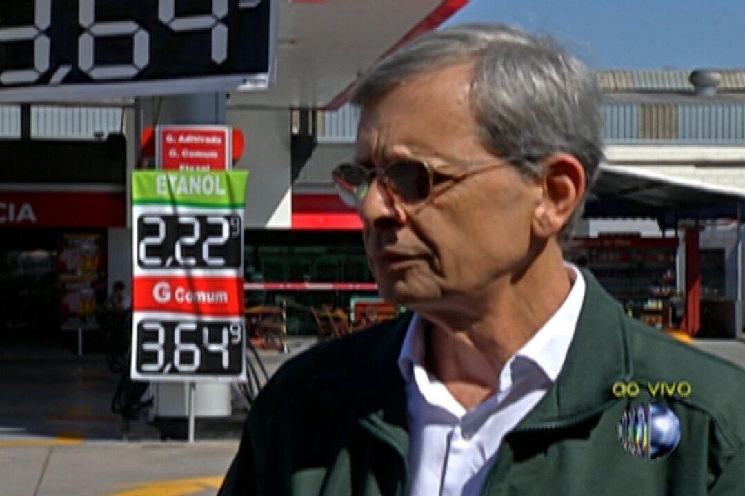 Postos do Alto Tietê se preparam para aumento no preço dos combustíveis