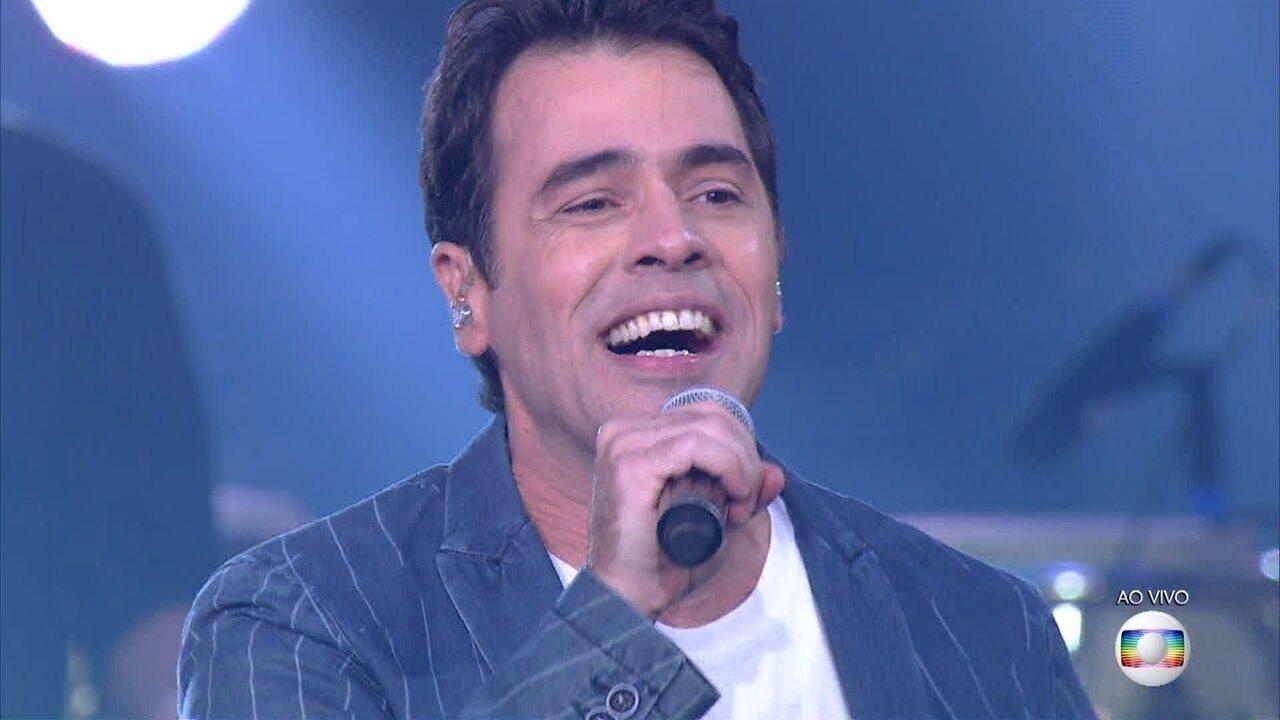 """Claudio Lins canta Milton Nascimento """"Fé Cega, Faca Amolada"""""""