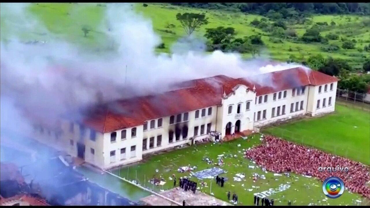 Após seis meses da pior rebelião em Bauru, CPP 3 aguarda reforma e mais segurança
