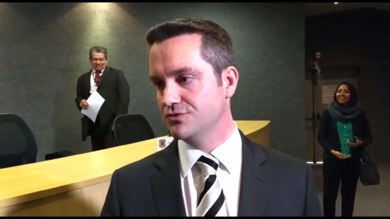 Delegado detalha a operação realizada pela polícia contra a pedofilia
