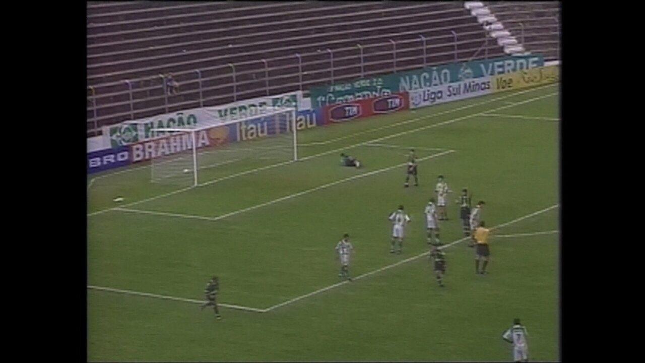 América-MG vence Juventude por 3 a 0, pela Copa Sul-Minas de 2002