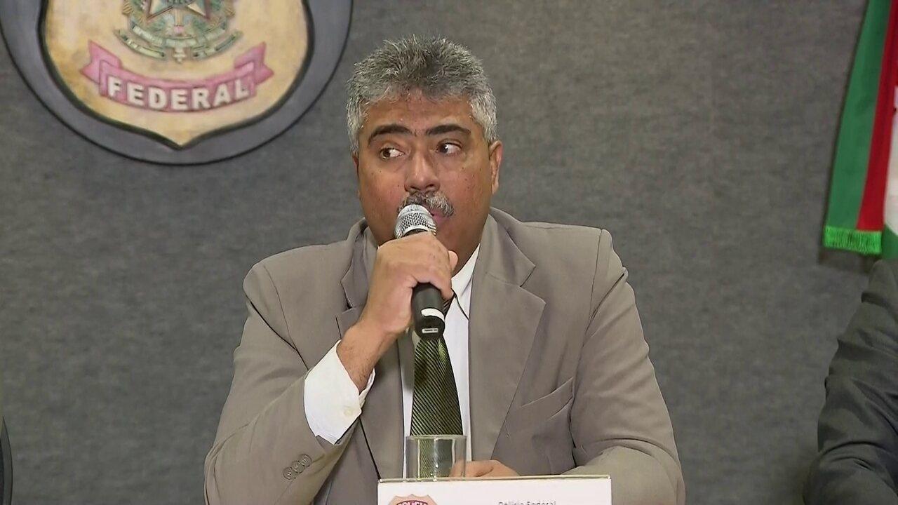 Corte no orçamento pode reduzir ações da PF, admite ministro