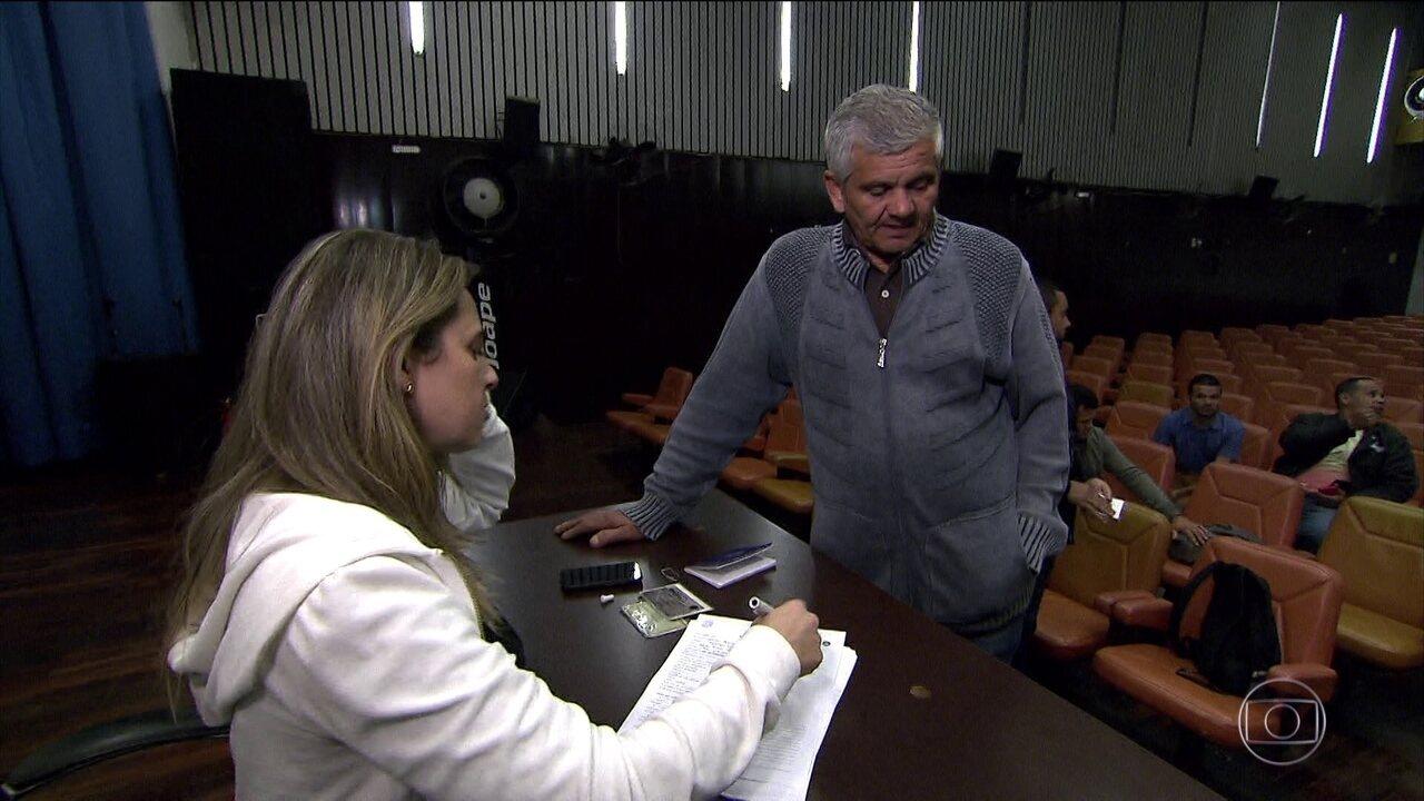 Desemprego atinge 13,5 milhões de brasileiros, segundo o IBGE
