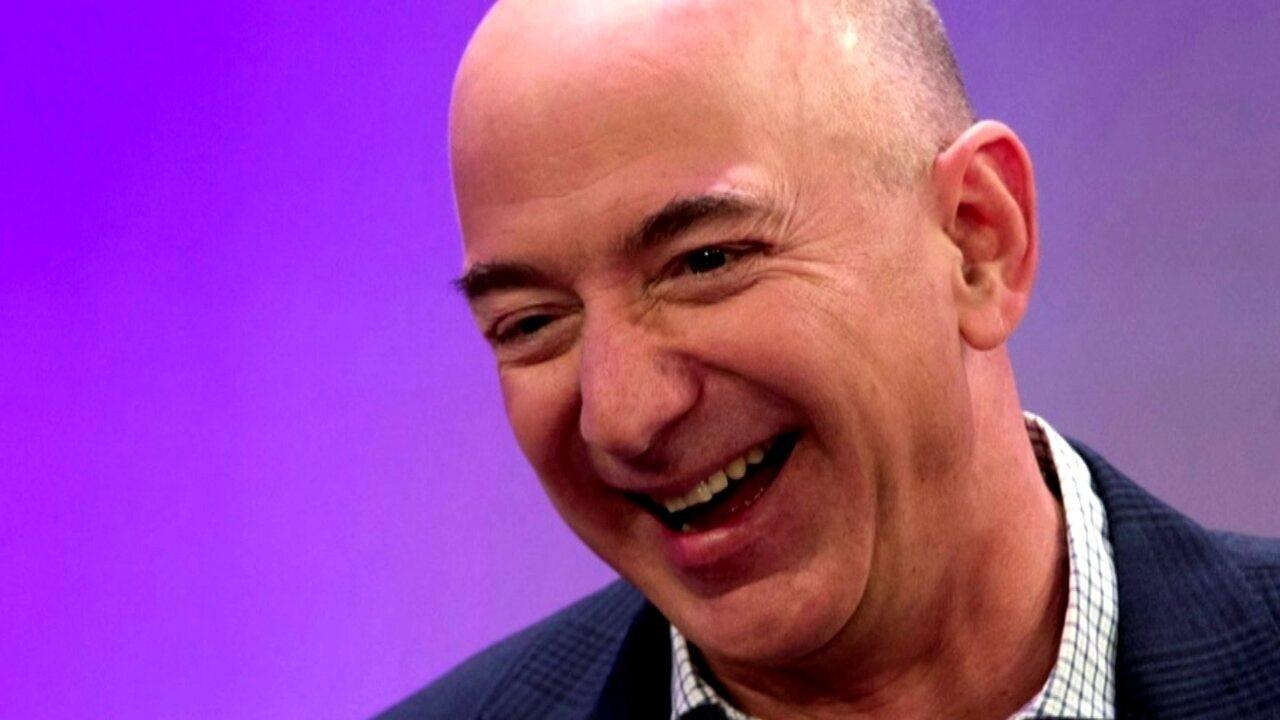 Saiba 7 fatos sobre Jeff Bezos