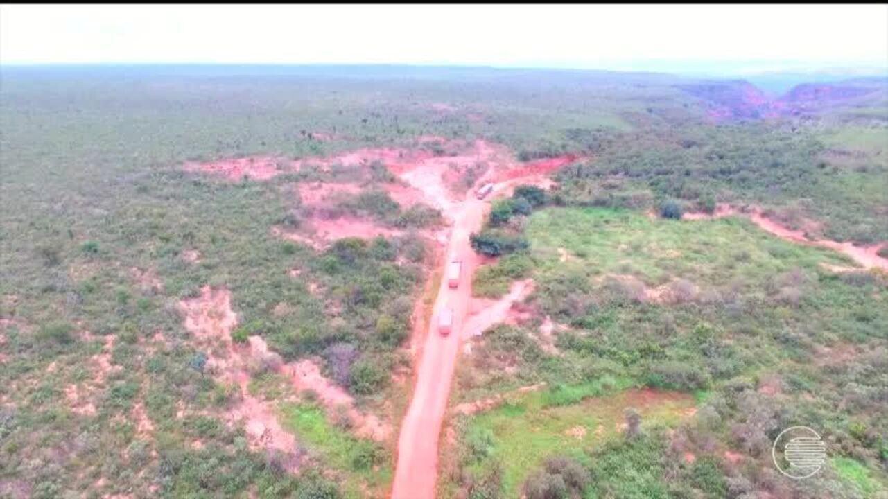 Governo prorroga situação de emergência nas estradas do Piauí por mais 90 dias