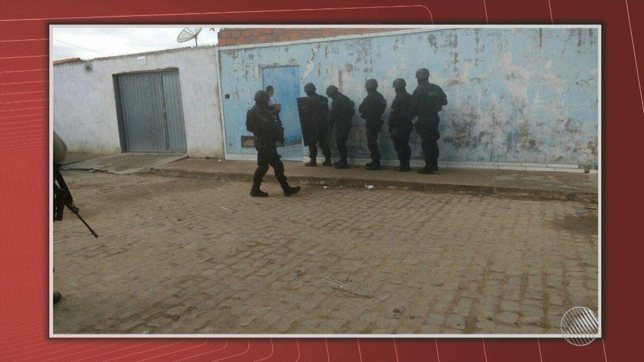 Depois de agredir companheira, homem faz crianças de reféns em Itaberaba
