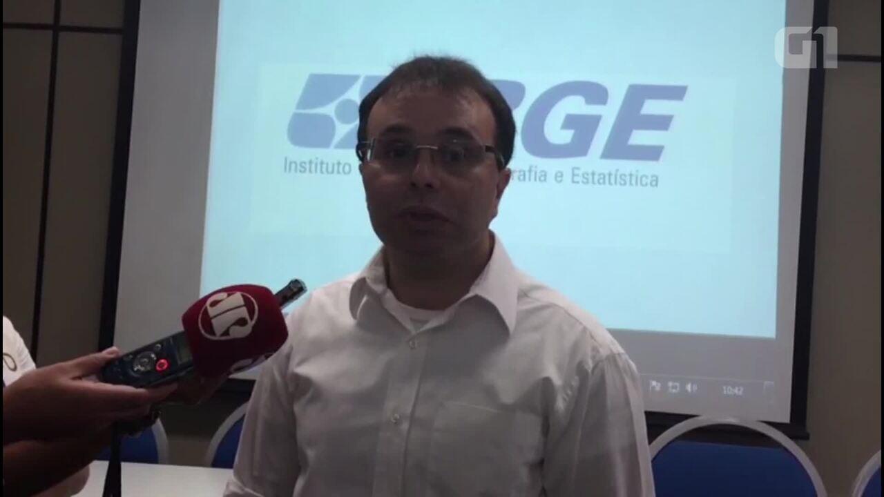 Indústria está longe de recuperação consistente, diz economista do IBGE