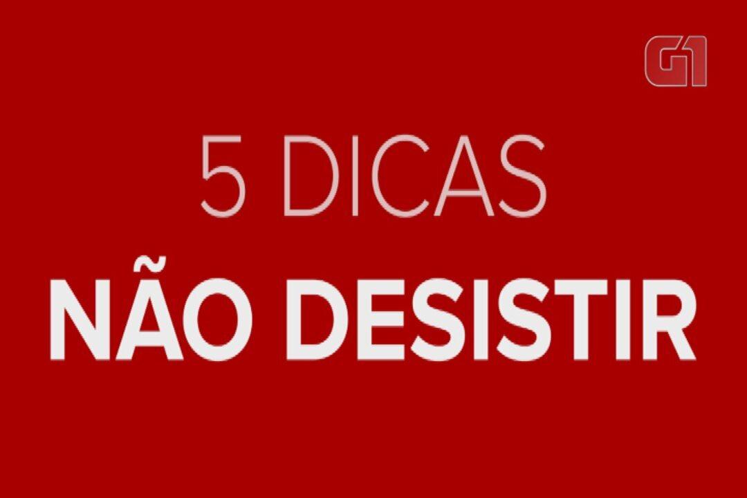 Lia Salgado dá 5 dicas para não desistir durante a preparação do concurso